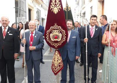 Procesion de María Auxiliadora Oratorio Festivo 2019