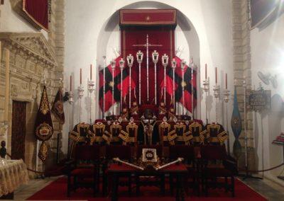 Altar de insignias