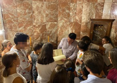 Grupo Joven e Infantil con Mayordomia y Priostia (3)