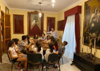 Grupo Joven e Infantil con Mayordomia y Priostia (4)