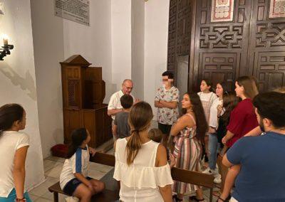 Grupo Joven e Infantil con Mayordomia y Priostia (6)