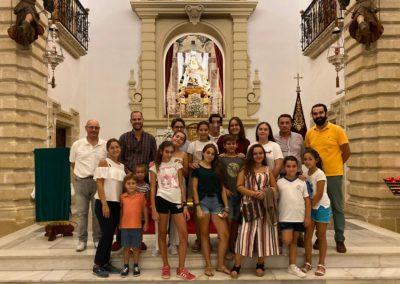 Grupo Joven e Infantil con Mayordomia y Priostia (8)