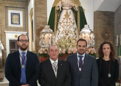 Rosario de Aurora de Maria Santisima de la Candelaria 1