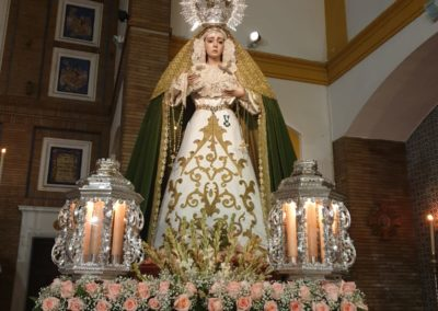 Rosario de Aurora de Maria Santisima de la Candelaria 4