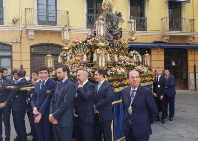 VIII Congreso Nacional de Hermandades y Cofradia Nra Sra de las Angustias Valladold 11