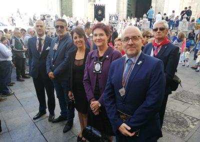 VIII Congreso Nacional de Hermandades y Cofradia Nra Sra de las Angustias Valladold 12