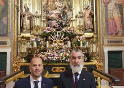 VIII Congreso Nacional de Hermandades y Cofradia Nra Sra de las Angustias Valladold 9