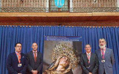 Jerez de la Frontera acogerá, en el año 2021, el IX Congreso Nacional de Hermandades y Cofradías de Ntra. Sra. de las Angustias