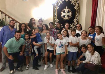 Visita a Union de Hermandades del Grupo Joven 3