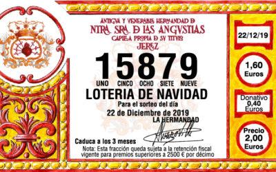 ¡Ya está disponible la lotería de Navidad del 2019!