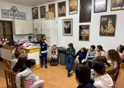 Ensayo Obra de Teatro Grupo Joven e Infantil 1