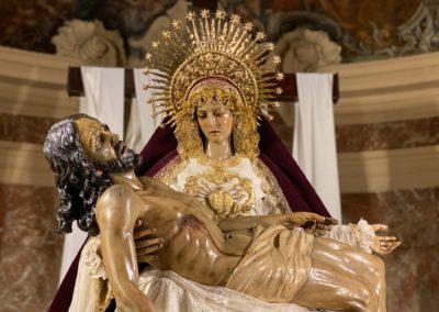 Nuestra Señora de las Angustias para Adviento 2