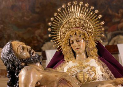 Nuestra Señora de las Angustias para Adviento 5