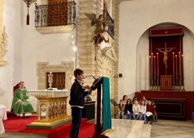 Participacion Grupo Joven e Infantil en primera misa del mes noviembre 2019 (4)