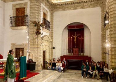 Participacion Grupo Joven e Infantil en primera misa del mes noviembre 2019 (5)