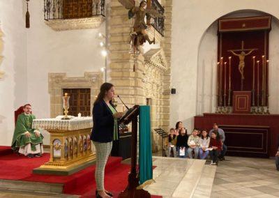 Participacion Grupo Joven e Infantil en primera misa del mes noviembre 2019 (7)