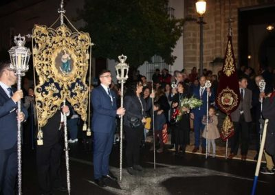 Fotrografías del traslado de María Santísima de la Concepción Coronada 4
