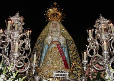 Fotrografías del traslado de María Santísima de la Concepción Coronada 6