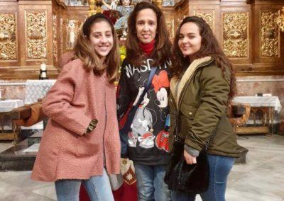 Asistencia del Grupo Joven e Infantil al II Encuentro de Jóvenes de la Hermandad del Carmen (3)
