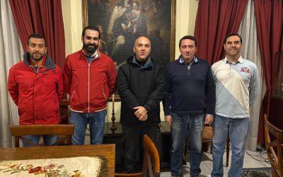 Reunión con D. Diego Otero Caballero