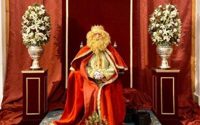 Fotografías de Visita de Su Majestad el Rey Mago 2020