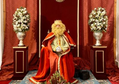 Fotografías Visita de Su Majestad el Rey Mago 2020 (2)