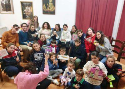 Fotografías de las actividades del Grupo Joven e Infantil (1)