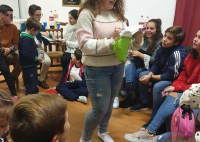 Fotografías de las actividades del Grupo Joven e Infantil (10)