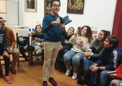 Fotografías de las actividades del Grupo Joven e Infantil (12)