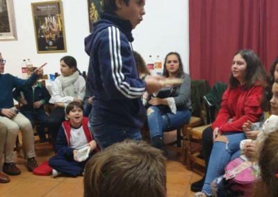 Fotografías de las actividades del Grupo Joven e Infantil (15)