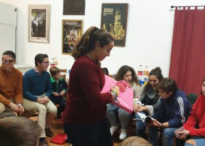 Fotografías de las actividades del Grupo Joven e Infantil (18)
