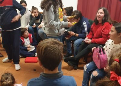 Fotografías de las actividades del Grupo Joven e Infantil (19)