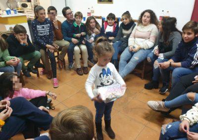 Fotografías de las actividades del Grupo Joven e Infantil (2)