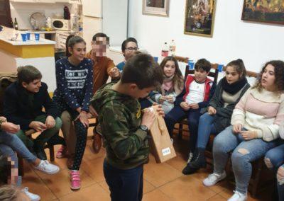 Fotografías de las actividades del Grupo Joven e Infantil (3)