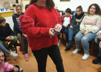 Fotografías de las actividades del Grupo Joven e Infantil (4)
