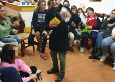 Fotografías de las actividades del Grupo Joven e Infantil (7)