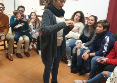 Fotografías de las actividades del Grupo Joven e Infantil (8)