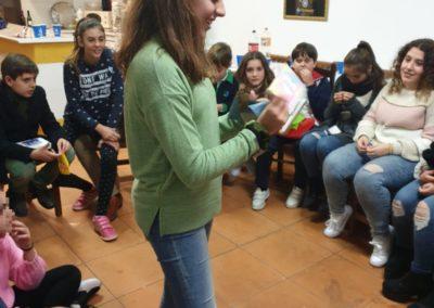 Fotografías de las actividades del Grupo Joven e Infantil (9)