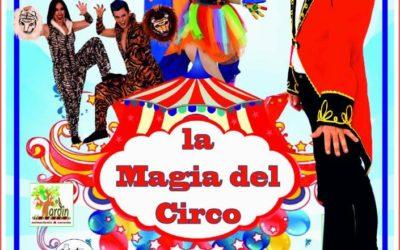 """La Magia del Circo por la """"RECAÍDA 0 DE LA LEUCEMIA INFANTIL POR LAS MATEMÁTICAS"""""""