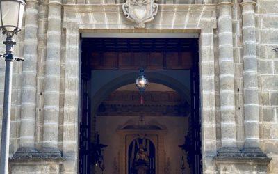 Reapertura Capilla de Nuestra Señora de las Angustias