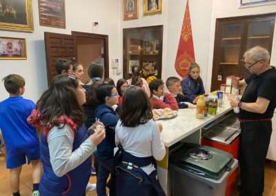 Fotografías del 4º ensayo de la Escolanía de Nuestra Señora de las Angustias (3)