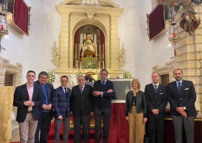 Presentación Cartel de Vía Crucis de Hermandades de Jerez 2020 (24)