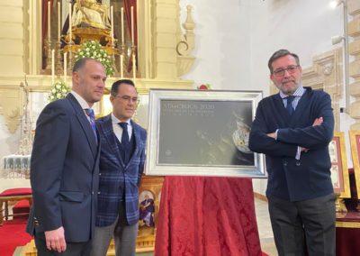 Presentación Cartel de Vía Crucis de Hermandades de Jerez 2020 (27)