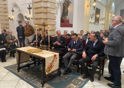 Presentación Cartel de Vía Crucis de Hermandades de Jerez 2020 (37)