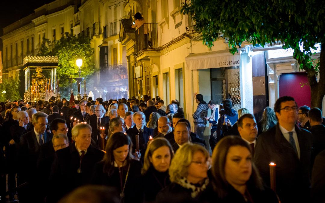 Agradecimiento por el Vía Crucis de Hermandades de Jerez 2020