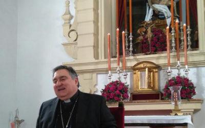 Felicitaciones y Agradecimientos a Monseñor José Mazuelos Pérez