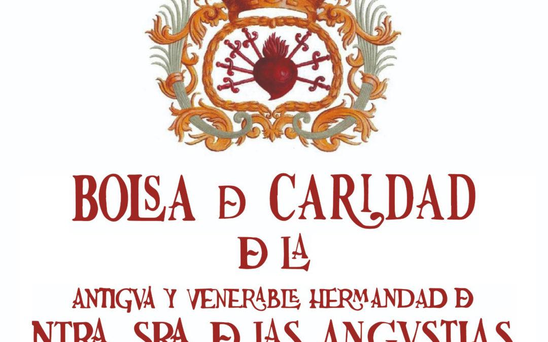 Memoria de la Diputación de Obras Asistenciales de Nuestra Señora de las Angustias 2019/2020