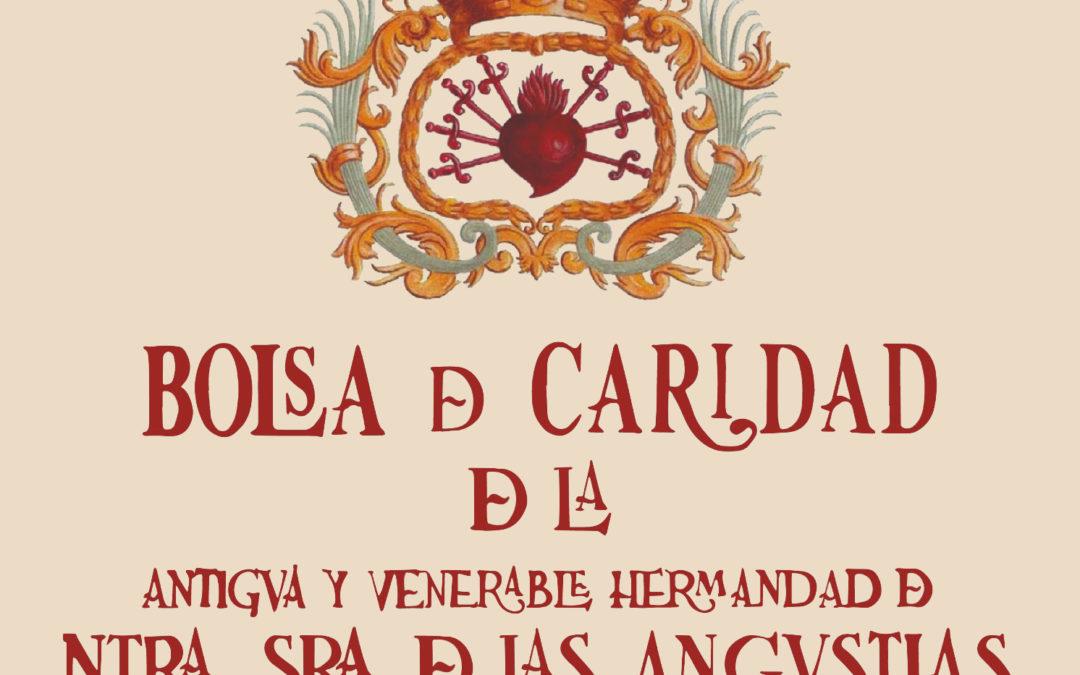Colaboración de la Guarida del Ángel con la Bolsa de Caridad de Nuestra Señora de las Angustias