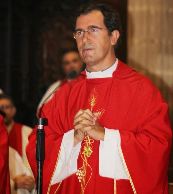 Nuestro Hermano Rvdo. Padre D. Federico Mantaras Ruiz-Berdejo elegido Administrador Diocesano de Asidonia-Jerez