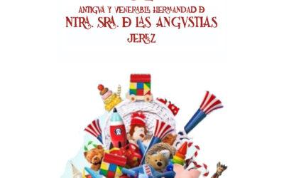 """I Campaña """"Ningún niño sin juguetes"""" de Nuestra Señora de las Angustias"""